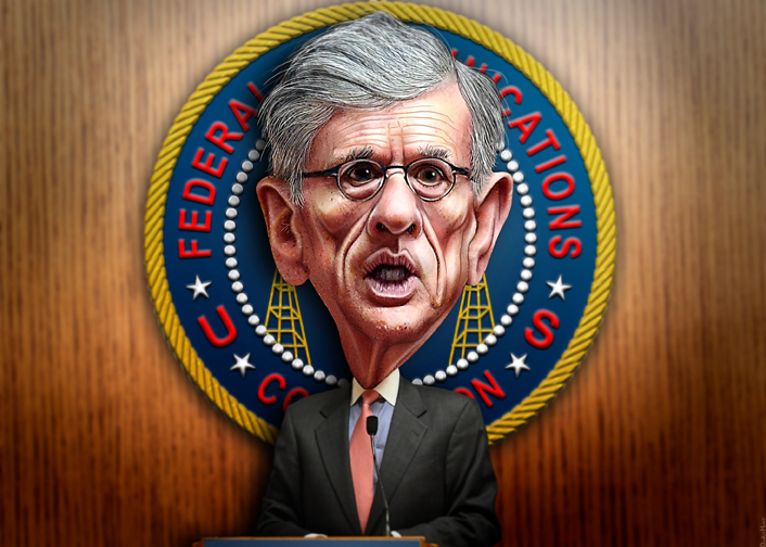 Broadbandbreakfast Democrats Are Mad As Hell About Fcc Chairman